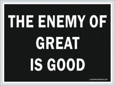 ENEMY OF GREAT